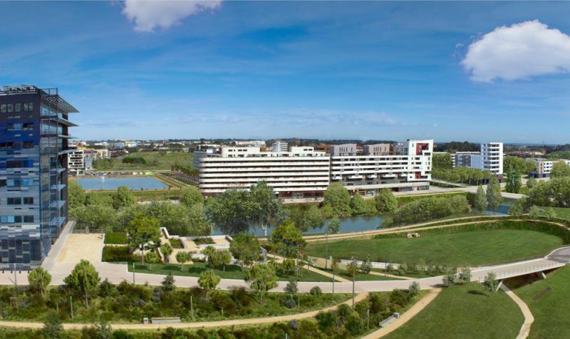 Location immobilier professionnel local a port marianne - Code postal montpellier port marianne ...